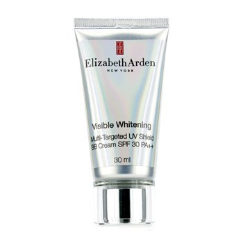 Elizabeth Arden Visible Whitening Multi Targeted Crema BB Con Escudo UV SPF30 - Transparent  30ml/1oz
