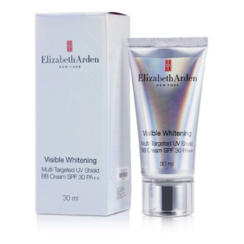 Visible Whitening Multi Targeted UV Shield BB Cream SPF30  30ml/1oz