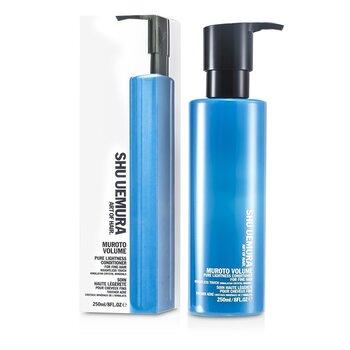 Odżywka zwiększjąca objętość do włosów cienkich Muroto Volume Pure Lightness Conditioner   250ml/8oz