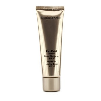 Elizabeth Arden Hidratante Pure Finish Mineral Tinted  SPF 15 - # 03 Medium  50ml/1.7oz