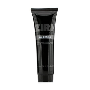 Zirh International Platinum PM Rescue Serum Pemulihan Malam Hari  50ml/1.7oz