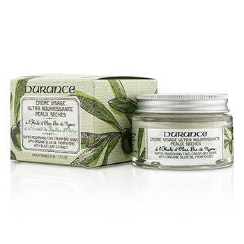 Durance Super Nourishing Face Cream (For Dry Skin)  50ml/1.7oz