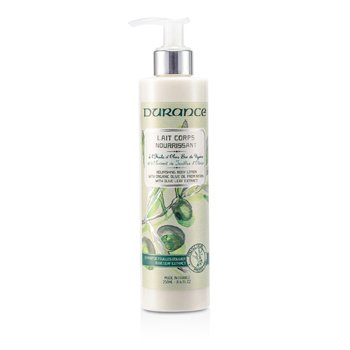 Nourishing Body Lotion with Olive Leaf Extract  250ml/8.4oz