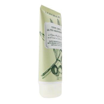 Super Nourishing Body Cream with Olive Leaf Extract  200ml/6.7oz