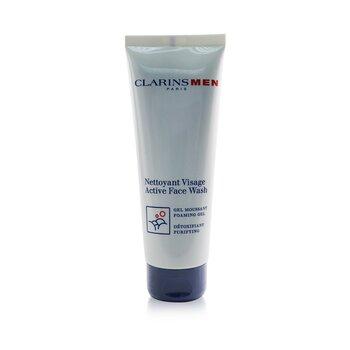 Clarins Aktív arclemosó férfiaknak  125ml/4.4oz