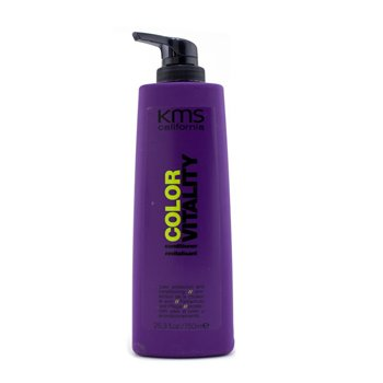 KMS California Color Vitality Conditioner (Color Protection & Conditioning)  750ml/25.3oz