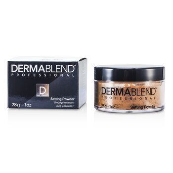 Loose Setting Powder (Smudge Resistant, Long Wearability)  28g/1oz