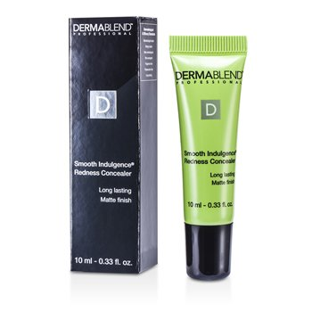Dermablend Smooth Indulgence Redness Concealer (Long lasting, Matte Finish)  10ml/0.33oz