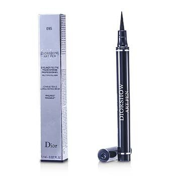 Christian Dior Diorshow Art Pen Delineador- # 095 Catwalk Black  1.1ml/0.037oz