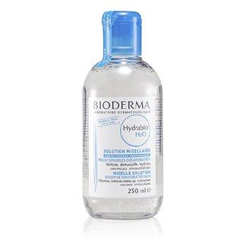 Bioderma محلول پاکسازی کننده و آبرسان Hydrabio H2O (مناسب پوست خشک و حساس)  250ml/8.4oz