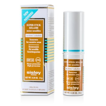 Sisley Super Stick Solaire SPF30 - Colorless  11g/0.38oz