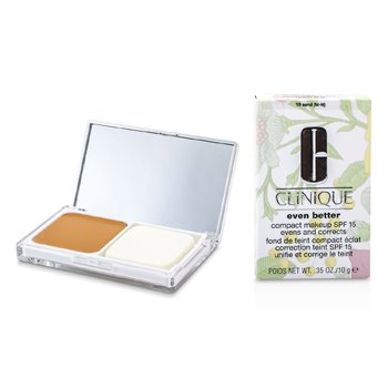 Clinique Podkład w kompakcie Even Better Compact Makeup SPF 15 - # 18 Sand (M-N)  10g/0.35oz