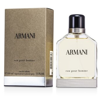 Armani Eau De Toilette Spray (New Version)  100ml/3.4oz
