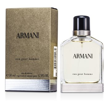 Armani Eau De Toilette Spray (New Version)  50ml/1.7oz