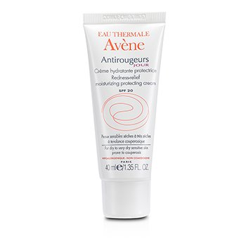 Antirougeurs Redness-relief Moisturizing Protecting Cream SPF 20 - For Dry to Dry Sensitive Skin  40ml/1.35oz