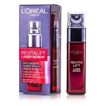 L'Oreal New Revitalift Laser Renew  30ml/1oz