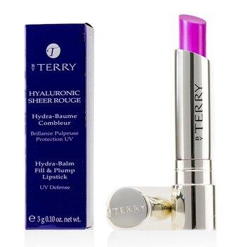 光透水潤唇膏 (UV防護)Hyaluronic Sheer Rouge Hydra Balm Fill & Plump Lipstick (UV Defense)  3g/0.1oz