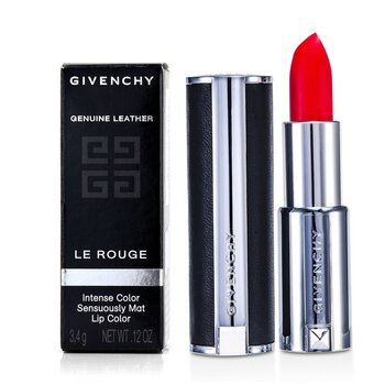 Le Rouge Intense Color Sensuously Mat Lipstick  6.4g/0.12oz