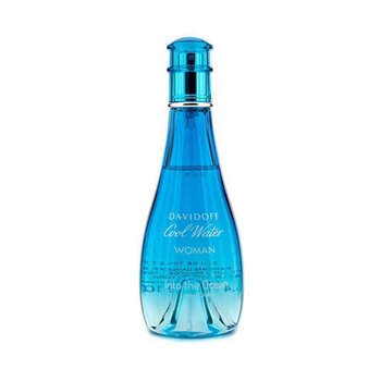 Cool Water Into the Ocean Eau De Toilette Spray  100ml/3.4iz