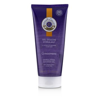 Roge & Gallet Gingembre (Jengibre) Gel Ducha Fresca  200ml/6.6oz
