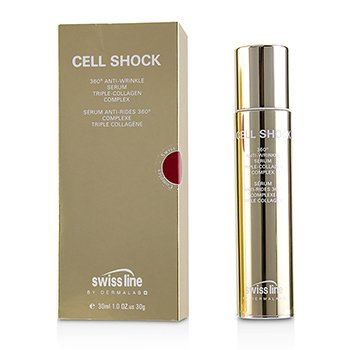 Cell Shock 360 Anti-Wrinkle Serum Triple-Collagen Complex 30ml/1.2oz