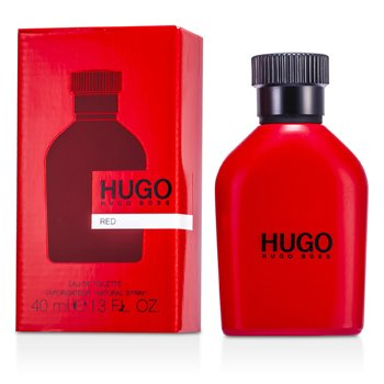 Hugo Red Eau De Toilette Spray  40ml/1.3oz