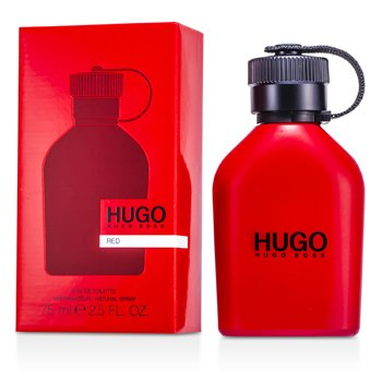 Hugo Red Eau De Toilette Spray  75ml/2.5oz