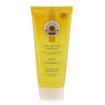 Roger & Gallet Bois d' Orange Fresh Shower Gel  200ml/6.6oz