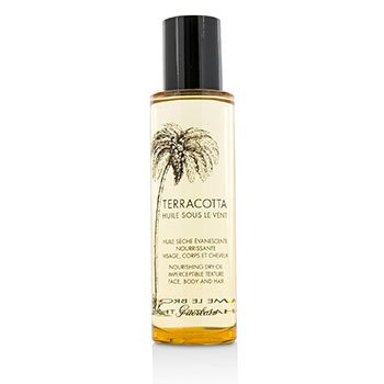 Terracotta Nourishing Dry Oil - For Face, Body & Hair (Unboxed)  100ml/3.3oz