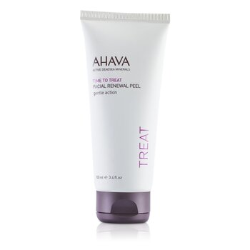 Ahava Time To Treat Peeling Renovaci�n Facial  100ml/3.4oz