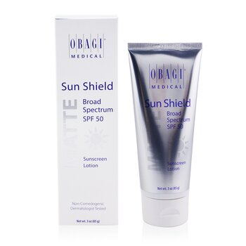 Sun Shield Matte Broad Spectrum SPF 50  85g/3oz