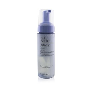Estee Lauder Perfectly Clean Triple-Action Cleanser/ Toner/ Makeup Remover  150ml/5oz