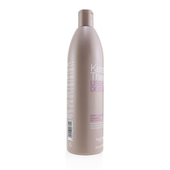 Lisse Design Keratin Therapy Deep Cleansing Shampoo  500ml/16.91oz