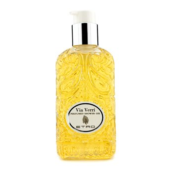 Via Verri Perfumed Shower Gel  250ml/8.25oz