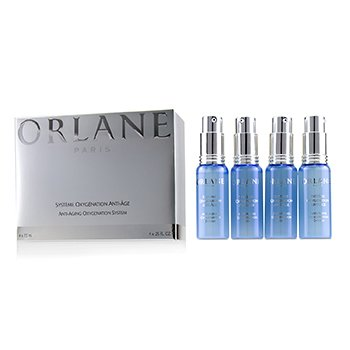 Anti-Aging Oxygenation System  4x7.5ml/0.25oz