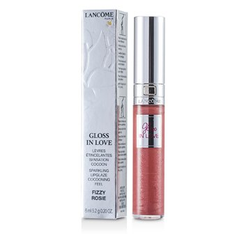 Lancome Gloss In Love Brillo de Labios - # 222 Fizzy Rosie  6ml/0.2oz