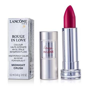 Lancome Rouge In Love Pintalabios - # 383N Midnight Crush  4.2ml/0.12oz