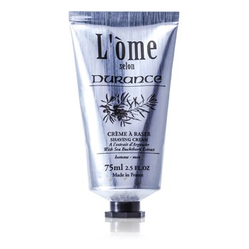 L'Ome Shaving Cream (Tube)  75ml/2.5oz