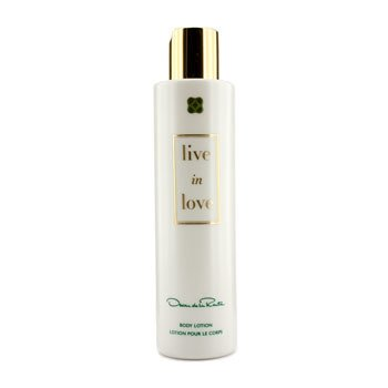 Oscar De La Renta Live In Love Crema Corporal  200ml/6.8oz