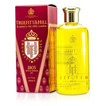 1805 Bath & Shower Gel  200ml/6.7oz