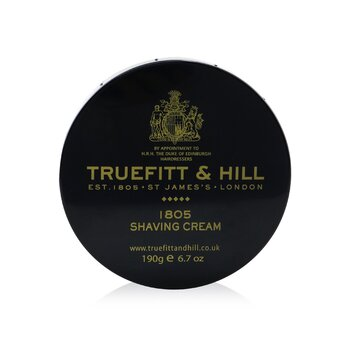 Truefitt & Hill 1805 Shaving Cream  190g/6.7oz