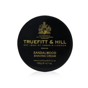 Sandalwood Shaving Cream 190g/6.7oz