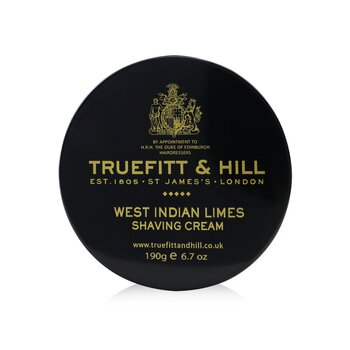Truefitt & Hill West Indian Limes Shaving Cream  190g/6.7oz