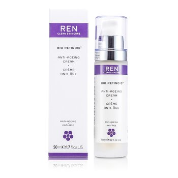Ren Bio Retinoid Anti-Ageing Cream  50ml/1.7oz