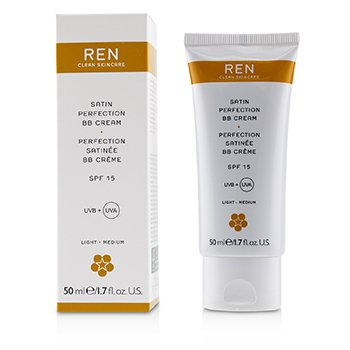 Ren Satin Perfection BB Cream SPF15  50ml/1.7oz