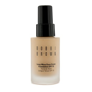 Bobbi Brown Long Wear Even Finish Base de Maquillaje SPF 15 - # 3.5 Warm Beige  30ml/1oz