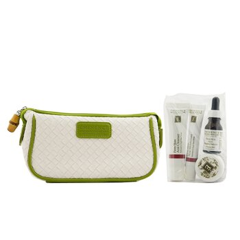 Firm Skin Starter Set (For Aging Skin)  4pcs+1bag