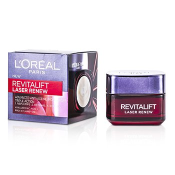L'Oreal New Revitalift Renovación Láser  50ml/1.7oz