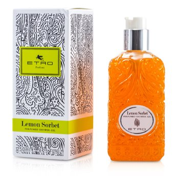 Etro Lemon Sorbet Perfumed Shower Gel  250ml/8.25oz