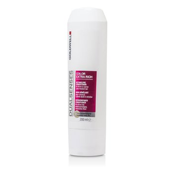 Dual Senses Color Extra Rich Detangling Conditioner (For Thick to Coarse Color-Treated Hair)  200ml/6.7oz